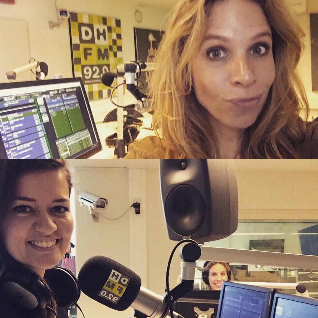 Niké bij Den Haag FM
